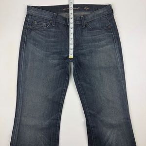 7 for all Mankind Jeans - 7 for all mankind dojo flare jean 30x33